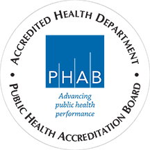 Accredited Health Department  Public Health Accreditation Board