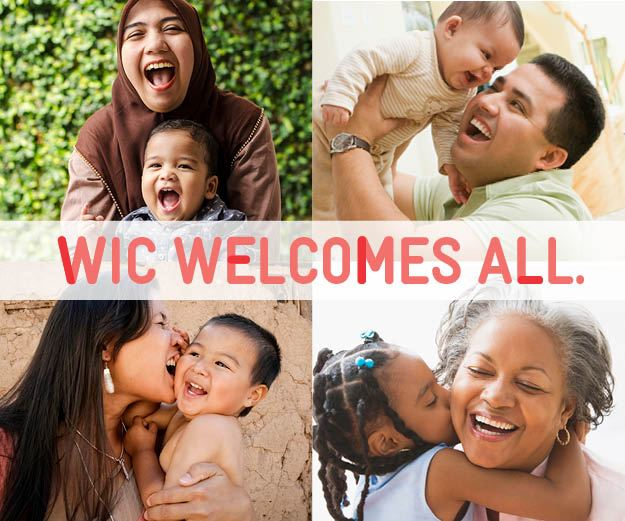 WIC welcomes all families